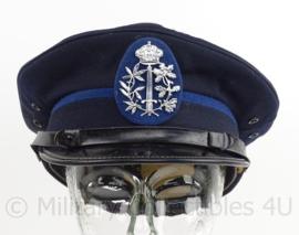 Belgische gemeentelijke politie pet - maat 56 - origineel