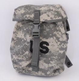 US Army ACU camo MOLLE Sustainment Pouch UNIVERSELE TAS Ongebruikt -  origineel