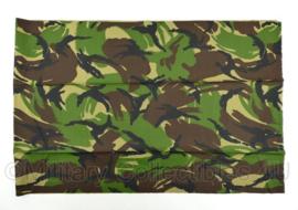 Defensie DPM Woodland stuk stof - 148 x 48 cm - origineel