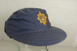 Zuid Afrikaanse politie cap - Art. 574 - origineel