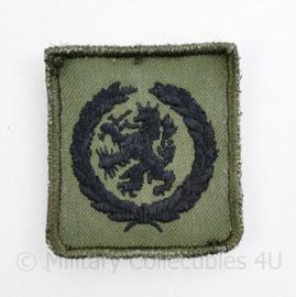 Defensie borst brevet embleem Algemeen Functiebekwaamheidsembleem - met klittenband - 5 x 5 cm - origineel