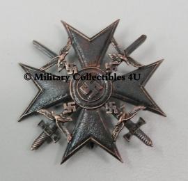 Spanienkreuz in brons Legion Condor