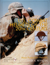 U.S. Combat Helmets of the 20th Century - Mass Production Helmets
