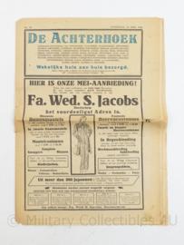 krant De Achterhoek 30 april 1936  - origineel