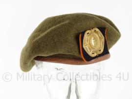 MVO baret vroeg model jaren 50 - maat 56 - origineel - Heutsz