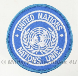 KL United Nations Nations Unites embleem - origineel