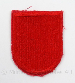 US Army Special Forces baret insigne 7th SFGA flash patch - afmeting 4,5 x 6 cm - origineel
