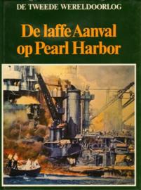 Naslagwerk boek over WO2 - De Laffe Aanval op Pearl Harbor