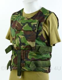 Britse leger DPM camo cover body Armour woodland DPM - scherfvest hoes zonder inhoud- maat 180/104-origineel