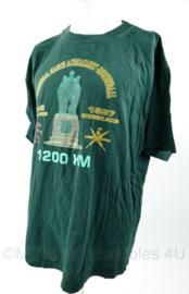KCT Korps Commando Troepen t-shirt - maat XXL - Memorial March Anchnacarry- Roosendaal  1200 km - origineel