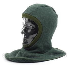 KL Koninklijke Landmacht fleece hoodie vlamwerend - origineel