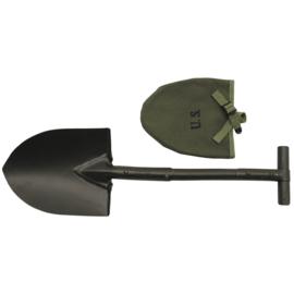 T schep / shovel M1910 met hoes