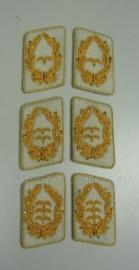 Luftwaffe generaals kraagspiegels