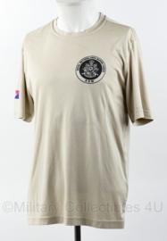 Zeldzaam Korps Mariniers SXM T-shirt Sint Maarten - maat Medium - origineel