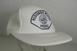 Redondo beach California Police Baseball cap - Art. 549 - origineel