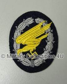 Fallschirmschütze Abzeichen in stof