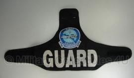 AWACS NATO Air Base E-3A Guard armband - origineel