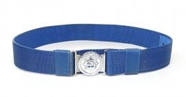 Korps Rijkspolitie koppel - blauw - origineel