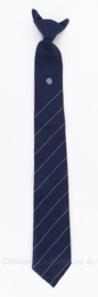 NL Gemeentepolitie stropdas met logo - 51 cm - origineel