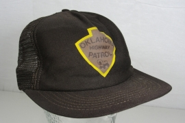 Oklahoma Highway Patrol Baseball cap - Art. 577 - origineel