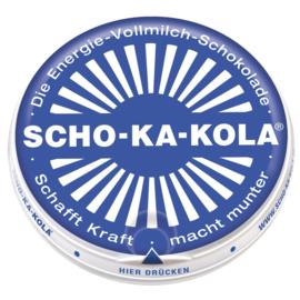 Scho-Ka-Kola chocolade 100 g - Volle melk