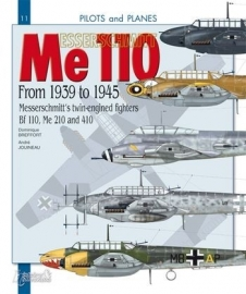 Boek The Messerschmitt Bf 110