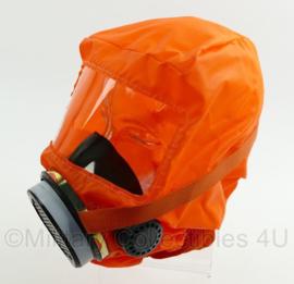 Drager Parat C vluchtmasker Gasmasker - oranje - NIEUW - origineel