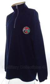 ISAF Fleece jacket  -  Maat XXL  -  origineel