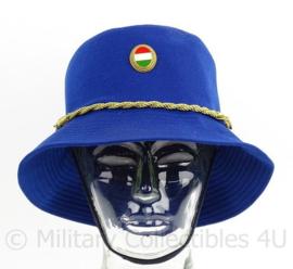 Hongaarse politie of leger muts - maat 57 - origineel