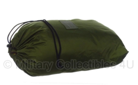 KL Poncholiner Woodland MET groene draagtas - origineel