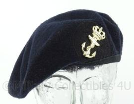 KM Koninklijke Marine baret - maat 61-62 - KPU - origineel