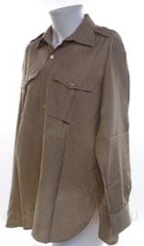 US Officer model overhemd - duitse makelij naoorlogs - maat 43 - origineel