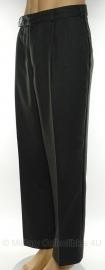 NL DT2000 uniform broek donkergroen met zwarte bies - meerdere maten - origineel