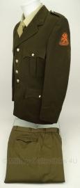 Nederlandse leger DT jas en broek - model 1963-2000 - maat 50 - origineel