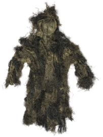 Ghillie Parka  - Woodland - anti fire