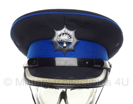 Rijkspolitie platte pet officier - maat 59 - origineel