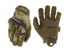 KL Nederlandse leger Mechanix Wear M-Pact handschoenen Multicam - huidig model - maat Medium - ongedragen- origineel