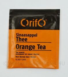 Rantsoen Orifo sinaasappel thee orange tea -  BBE 2-2023
