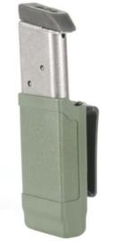 Blackhawk CQC Double Stack Single Magazine Holster met veer Mag Holder Pouch voor o.a. Glock 17 9mm - NIEUW in verpakking - origineel