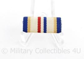 Nederlandse leger medaille baton Herinneringsmedaille Multinationale Vredesoperaties HMV3- 3 x 1 cm - origineel