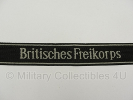 Cufftitle - Britisches Freikorps BEVO
