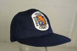 Prince George's Police County Baseball cap - Art. 506 - origineel