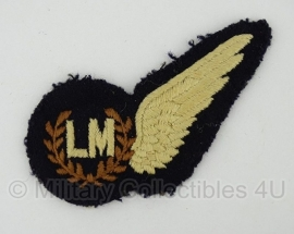 Brits Royal Air Force Load Master embleem -
