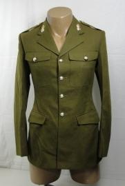 Britse uniform jas met insignes en medailles - maat 176 en borst 100 cm. Royal Regiment of fusiliers - origineel