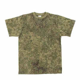 Russisch digital Flora camo T shirt - type 1