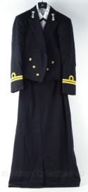 Koninklijke Marine dames winter uniform Gala tenue set - maat 40 - origineel