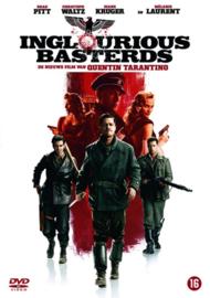 DVD Inglourious Basterds - ongebruikt - origineel
