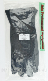 Defensie en Korps Mariniers grip handschoenen merk SPE - nieuw in de verpakking - kunnen ook onder wanten gedragen worden - maat Large - origineel