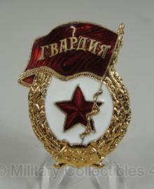 Russische garde insigne - origineel