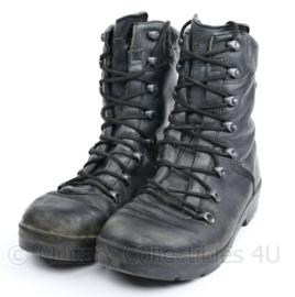 Nederlands leger HAIX model legerkisten schoenen - maat 270 / 43 -  gedragen - origineel
